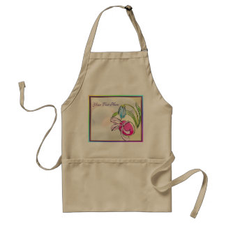 Easter Egg, Ribbon and Flower Apron Second Version
