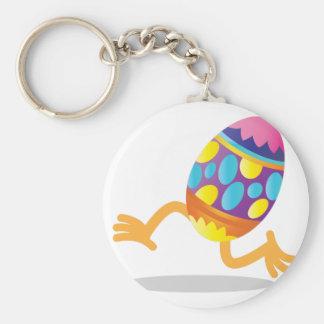 easter egg running keychain