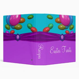 Easter Egg Spectacular Recipe 3 Ring Binder