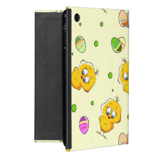 Easter Eggs & Baby Chicks Cover For iPad Mini