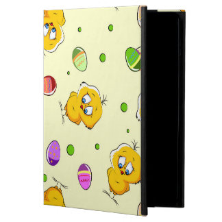 Easter Eggs & Baby Chicks iPad Air Covers