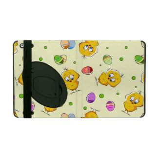 Easter Eggs & Baby Chicks iPad Case