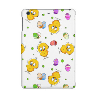 Easter Eggs & Baby Chicks iPad Mini Cover