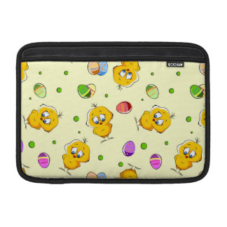 Easter Eggs & Baby Chicks Sleeve For MacBook Air
