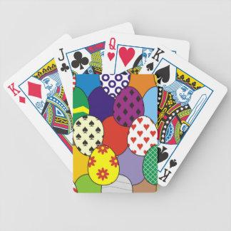 Easter Eggs Baraja Cartas De Poker