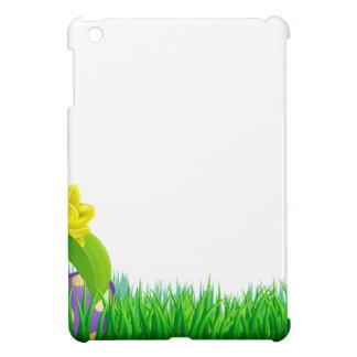Easter Eggs Basket Frame iPad Mini Cover