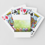 Easter Eggs Bicycle Card Deck