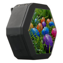 Easter Eggs Black Bluetooth Speaker