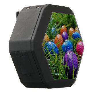 Easter Eggs Black Bluetooth Speaker