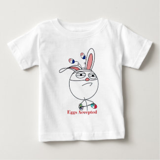 Easter Eggs (Challenge) Accepted Baby T-Shirt