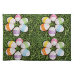 Easter Eggs Cloth Placemat