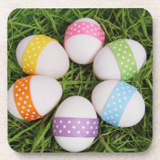 Easter Eggs Coaster