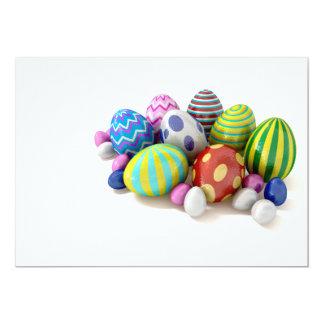 Easter Eggs Congregation Card