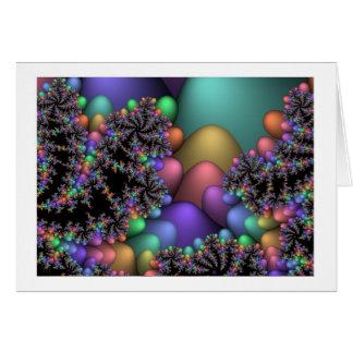 Easter Eggs - Customized Card