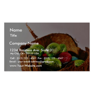 Easter Eggs Double-Sided Standard Business Cards (Pack Of 100)