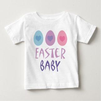 Easter Eggs Easter Baby Tee