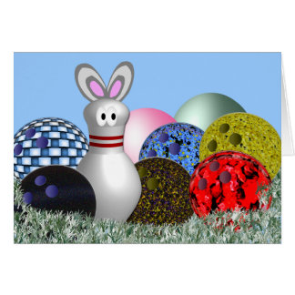 Easter Eggs ? Greeting Card