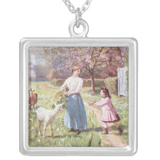 Easter Eggs in the Country, 1908 Jewelry