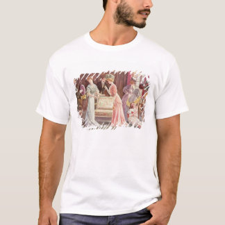 Easter Eggs in Town, 1908 T-Shirt