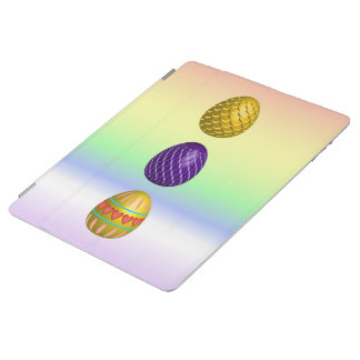 Easter Eggs iPad Cover