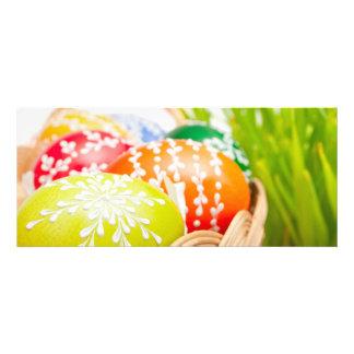 Easter Eggs Personalized Invite