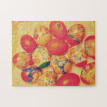 Easter eggs jigsaw puzzles