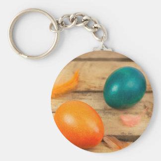 Easter eggs Keychain
