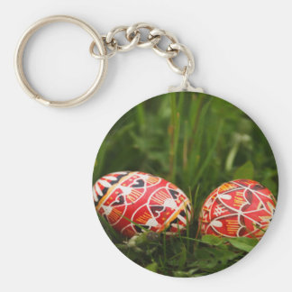 Easter Eggs Key Chain