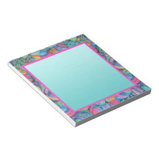 Easter Eggs Note Pad