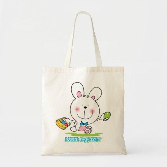 Easter Eggs-pert Tote Bag