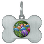 Easter Eggs Pet Tag