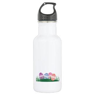 Easter Eggs 18oz Water Bottle