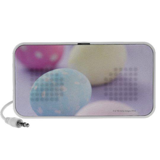 Easter eggs portable speaker