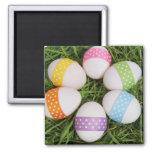 Easter Eggs Refrigerator Magnet
