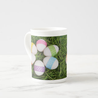 Easter Eggs Tea Cup