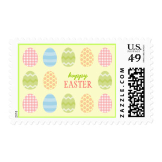 Easter Eggs stamps
