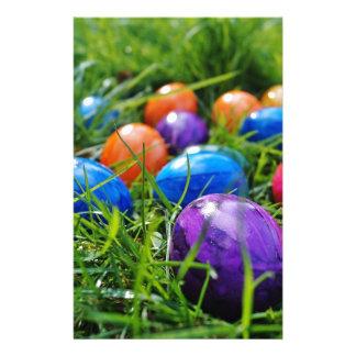 Easter Eggs Stationery