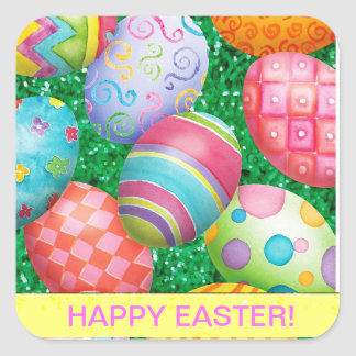 Easter Eggs Sticker Pack