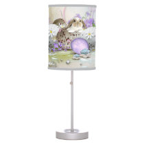 Easter Eggs Table Lamp