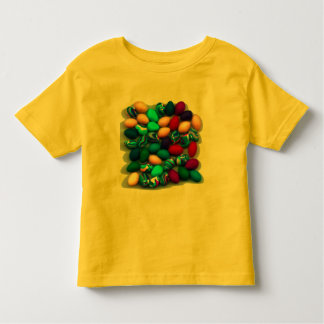 Easter Eggs Toddlers T-Shirt