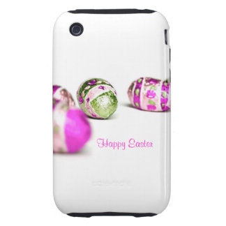 Easter Eggs Tough iPhone 3 Covers