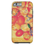 Easter eggs tough iPhone 6 case