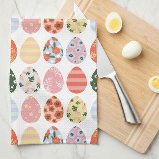 Easter Eggs Towels