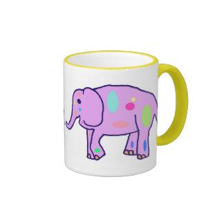 Easter elephant mug