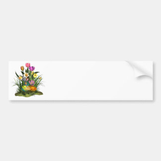 Easter Fae Bumper Stickers