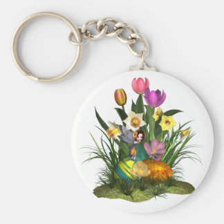 Easter Fae Key Chains