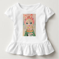 Easter Fairy toddler tee