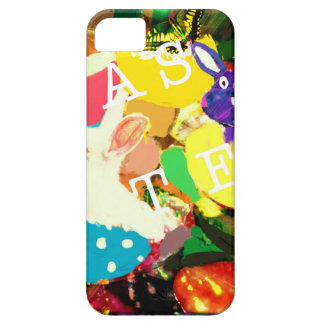 Easter family iPhone SE/5/5s case