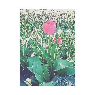 Easter Flower Canvas Print