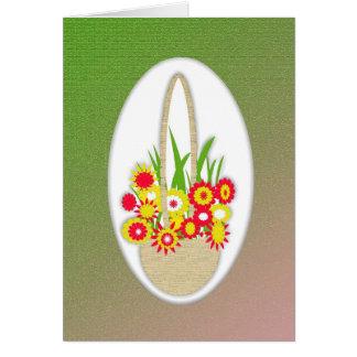 Easter Flower Card